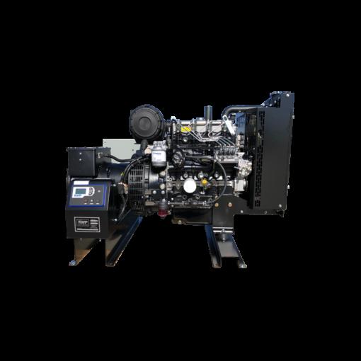 3-33 kW Diesel Generators