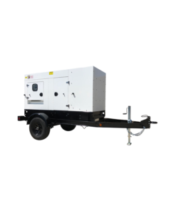 Quiet Power 25 kW Diesel Generator