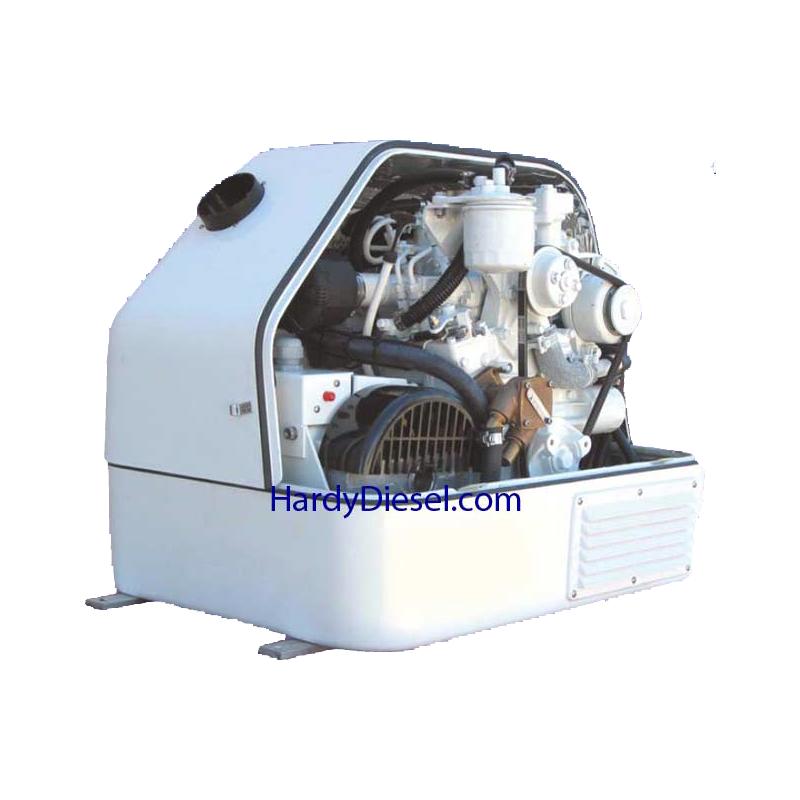 5 5 Kw Kubota Marine Diesel Generator Hardy Diesel