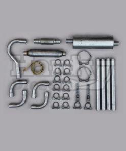 diesel-generator-exhaust-kit-parts