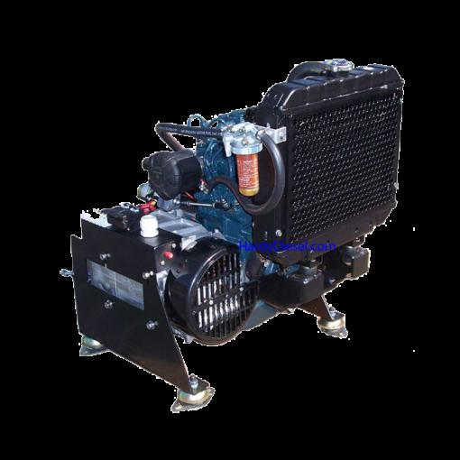 kubota-5.5-kw-diesel-micro-generator-radiator-3