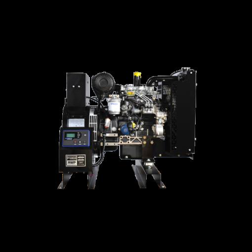 Perkins 10 kW diesel generator NSPS Value Power