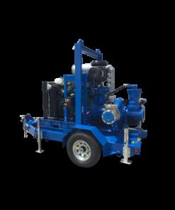 Diesel irrigation pumps for agriculture